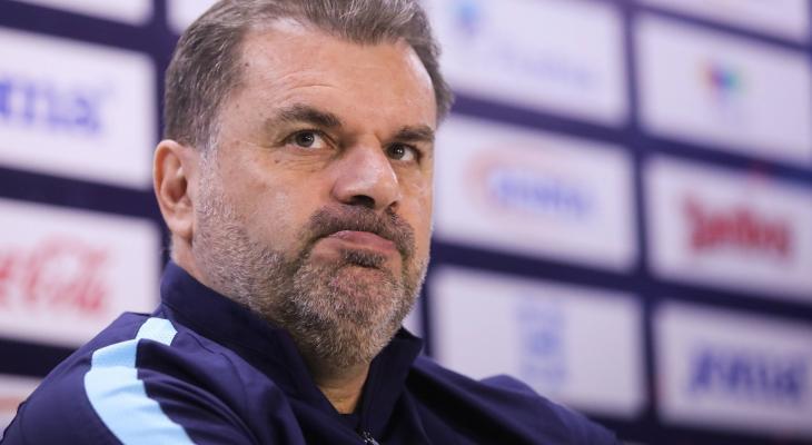 Australia head coach Ange Postecoglou resigns