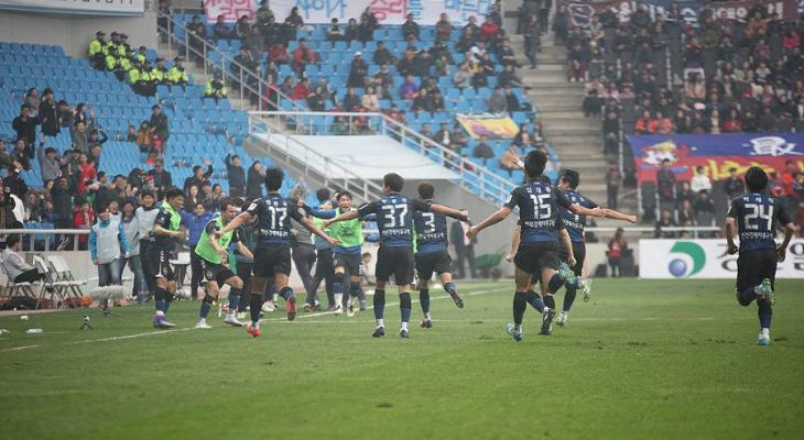 PREVIEW: K-League relegation battle heats up