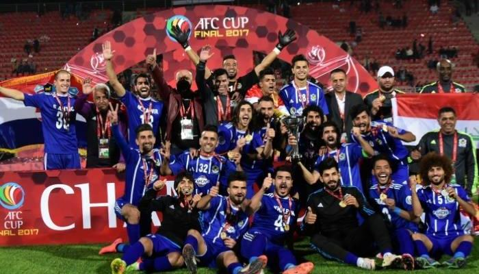 Iraq's Air Force Club clinch 2017 AFC Cup title