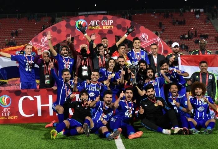 Iraq's Air Force Club clinch 2017 AFC Cup title
