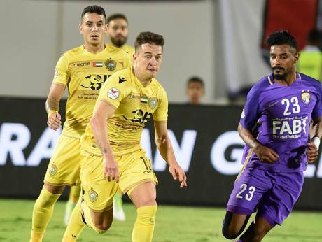 Al Wasl's Caio Correa and Fabio Lima slapped with fines for mocking rivals