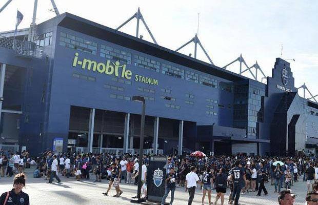Buriram United stadium to host Malaysia and North Korea qualifier