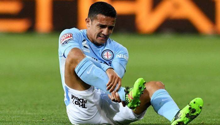 Tim Cahill could miss Honduras play-off following ankle injury