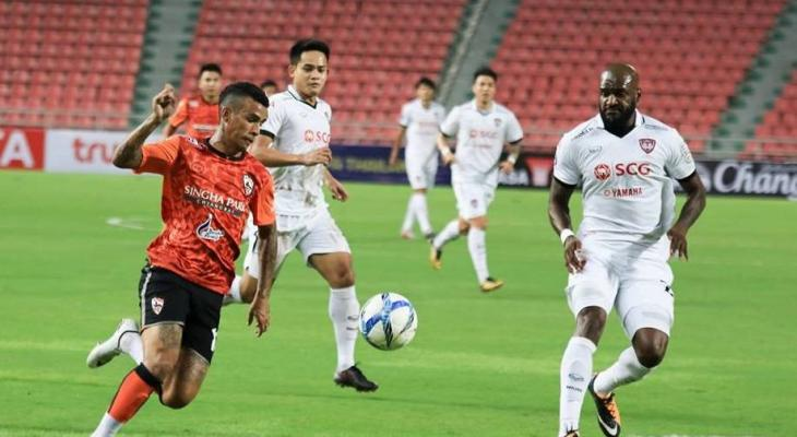 Muangthong lose hope on double following Thai FA Cup elimination
