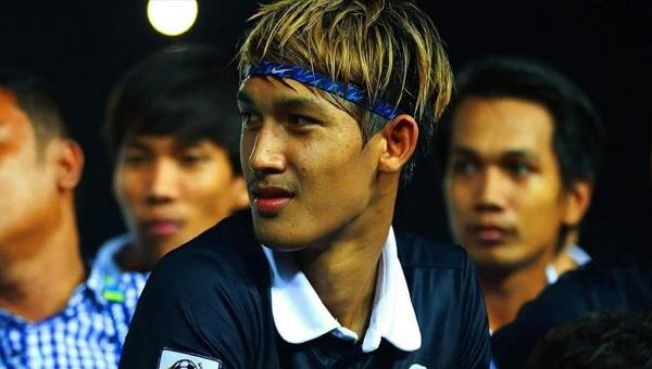 Chonburi FC target Cambodian midfielder Chrerng Polroth