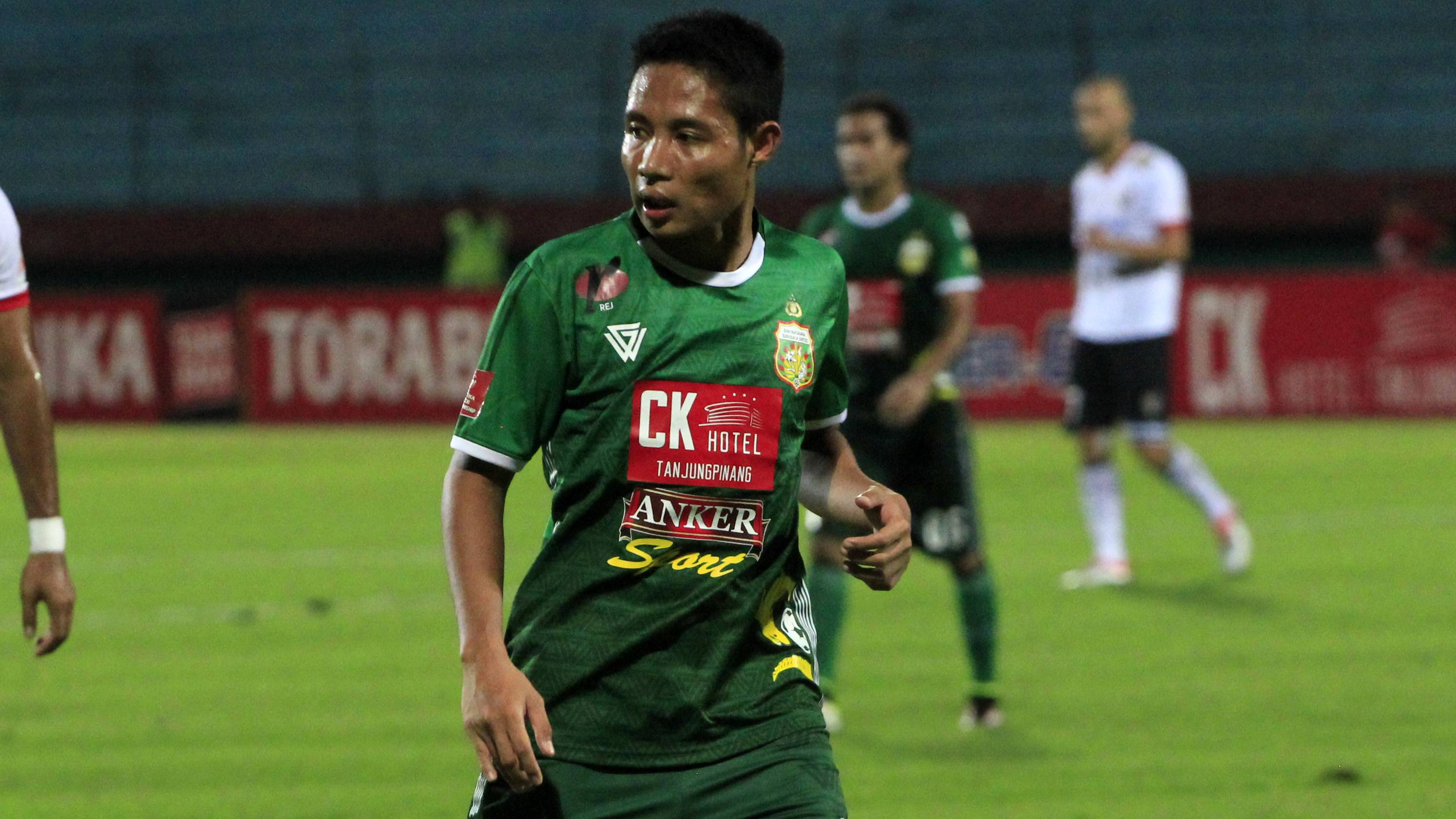 Evan Dimas turns down Chonburi for Selangor FA