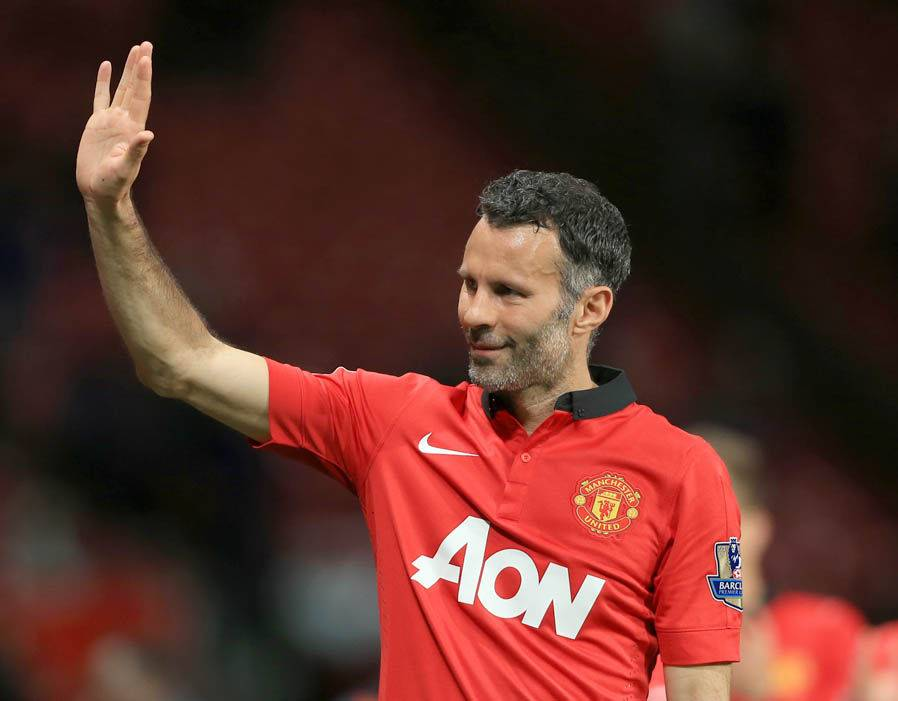 Manchester United legend Ryan Giggs to help develop youth football in Vietnam