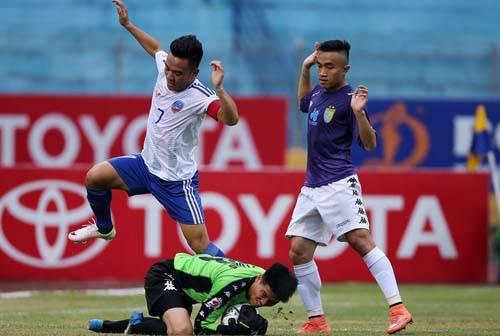 Thai referee to officiate key V.League match