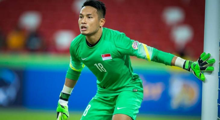 Singapore goalkeeper Hassan Sunny set to return to Army United