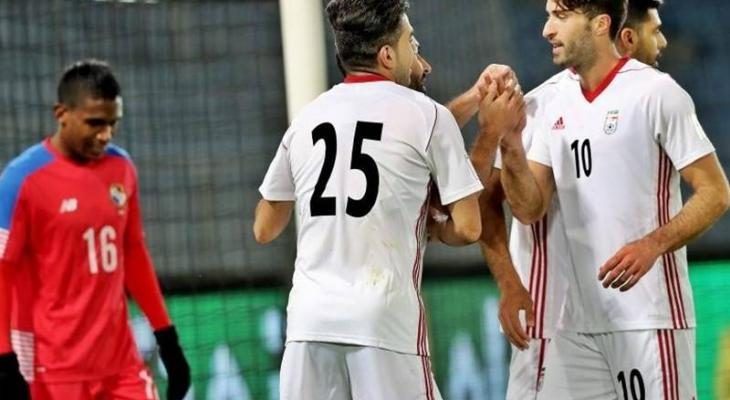Iran remain Asia's top team in latest FIFA rankings