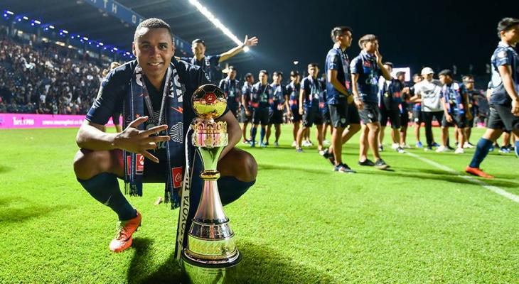 Buriram United decide against extending contract with Jaja Coelho
