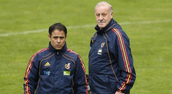 South Korea FA sign former Vincente Del Bosque's assistants to help with World Cup campaign