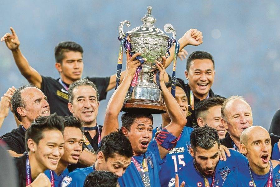 JDT donate Malaysia Cup prize money to flood victims in Penang