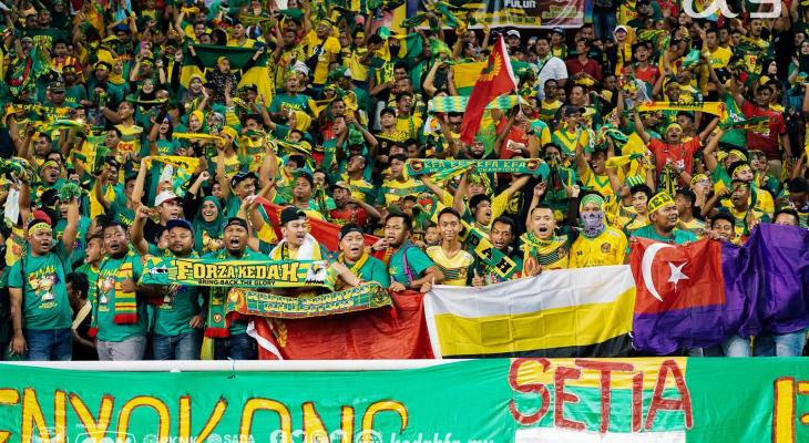 Kedah not eligible to participate next year's AFC Cup