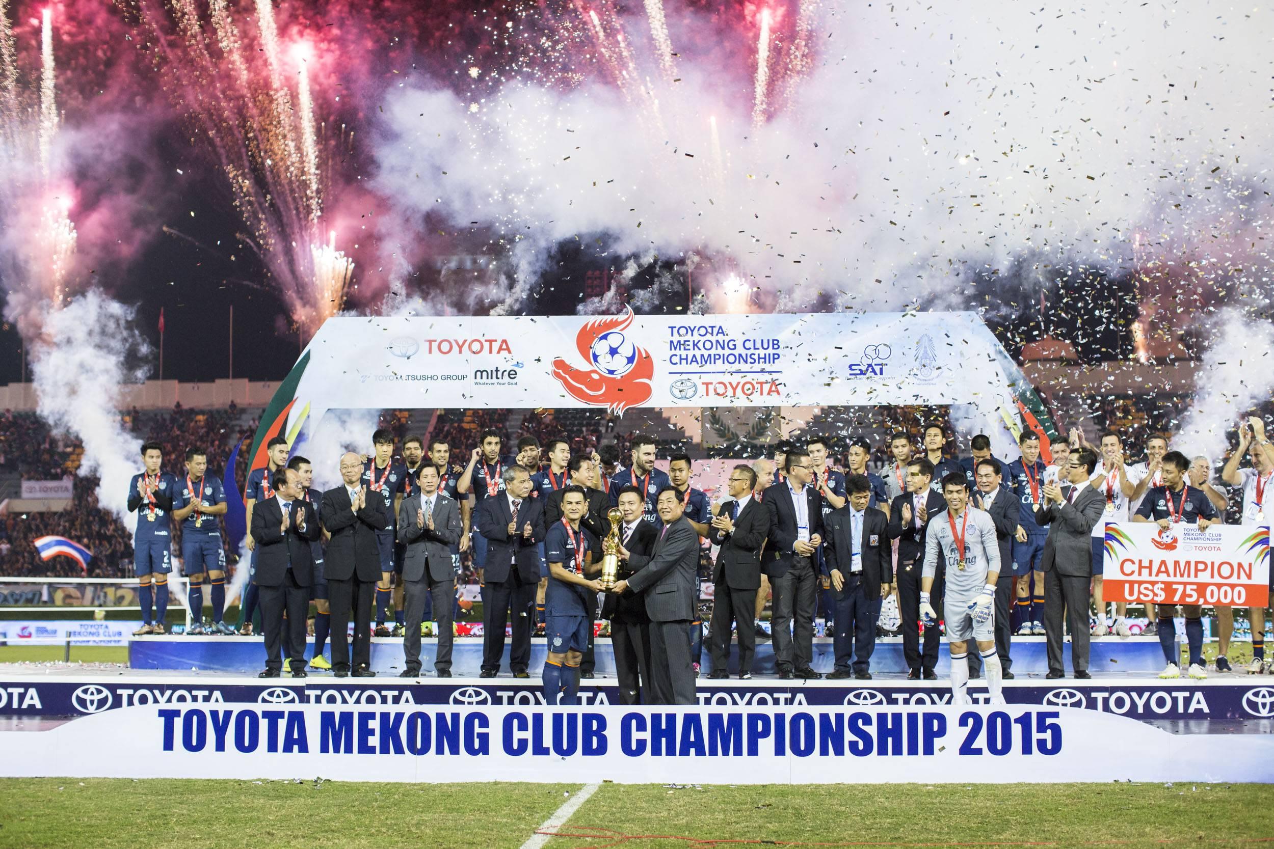 2017 Toyota Mekong Club Championship announces 4 participants