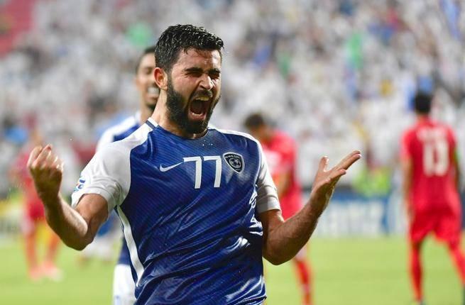 Omar Khribin wins AFC player of the year award