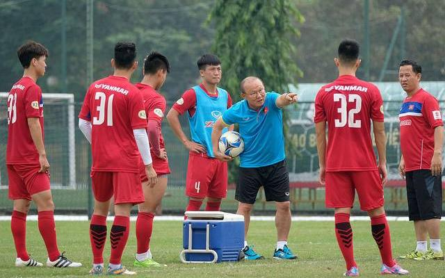 Vietnam coach Park Hang-seo: Vietnamese players have as good technique as South Korean