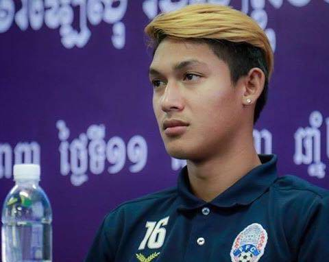 Chhreng Polroth and Tith Dina withdrawn from Cambodia squad