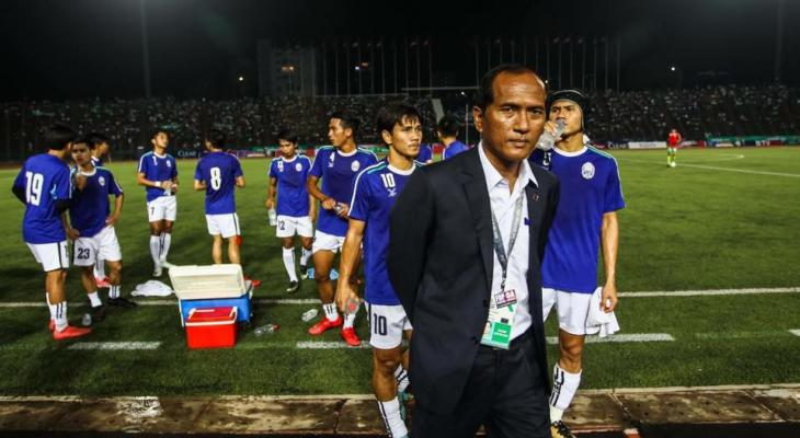 Cambodia coach apologizes supporters following Jordan defeat
