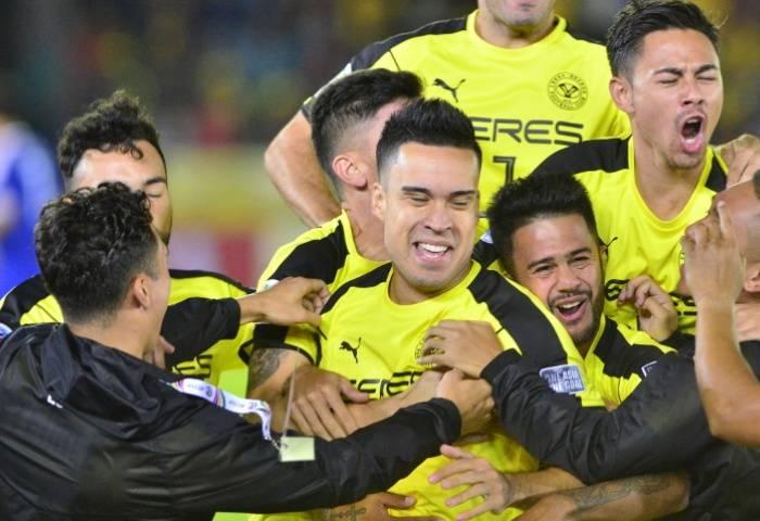Filippino midfielder Iain Ramsay set to join newly-promoted Prachuap FC