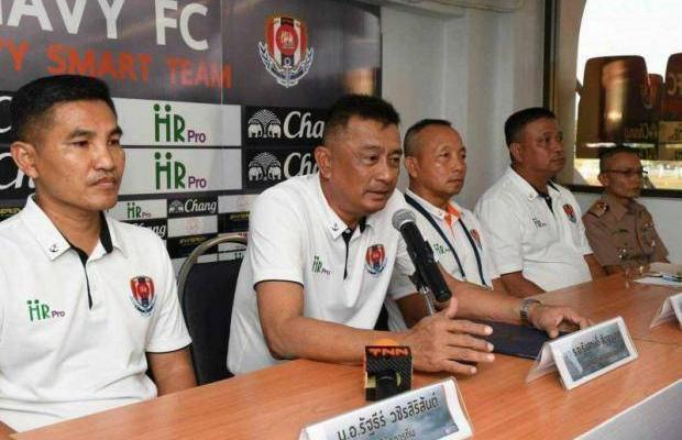 Navy FC chairman vows to take drastic action against players involved in match-fixing