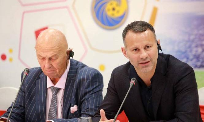 Ryan Giggs: Vietnam could reach 2030 World Cup