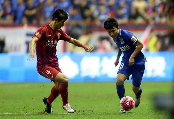 Shanghai Shenhua to face local rivals SIPG in CFA final