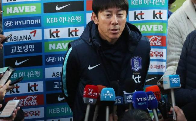 South Korea head coach Shin Tae-yong: Players full of confidence after Colombia victory