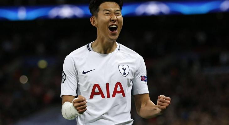 Video shows Son Heung-min racially abused by West Ham fan