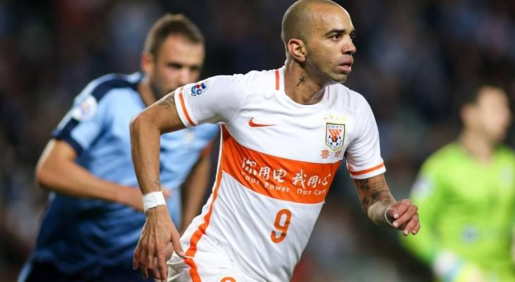 Shandong Luneng striker Diego Tardelli wants to join Corinthians – Jo