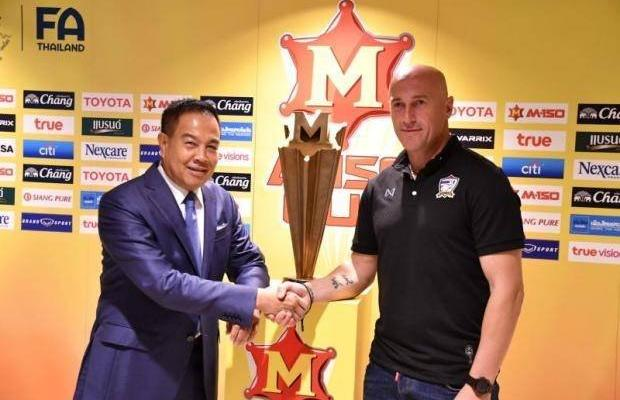 Thailand U23 head coach Zoran Jankovic: Friendlies against Japan, North Korea is great chance to learn