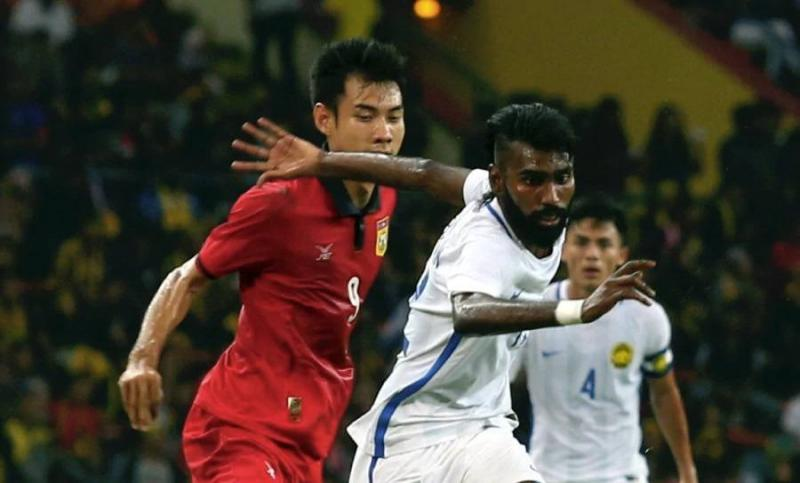 Malaysia strikerN. Thanabalan: My goal at the U-23 Championship is to help the team win every match