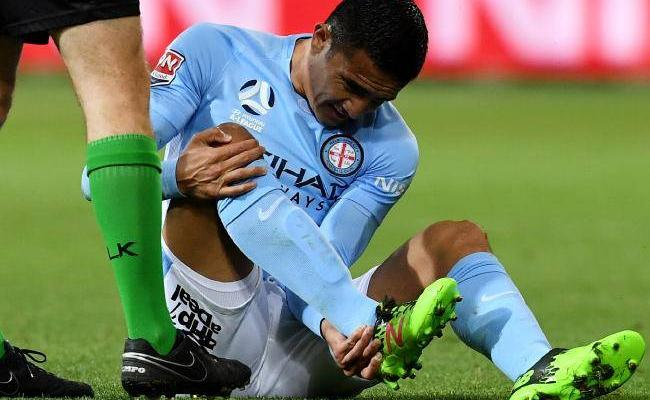 "Tim Cahill ""not promise anything"" about his ankle injury"