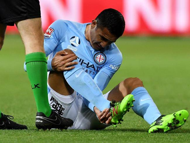"""Tim Cahill""""not promise anything"""" about his ankle injury"""