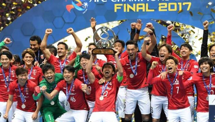 Urawa Red Diamonds crowned AFC Champions League champions