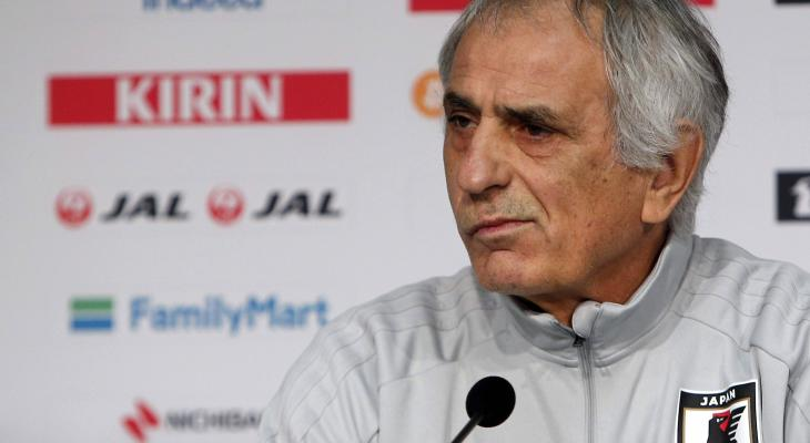 "Japan coach Vahid Halilhodzic blames his side's ""naivety"" for Brazil defeat"