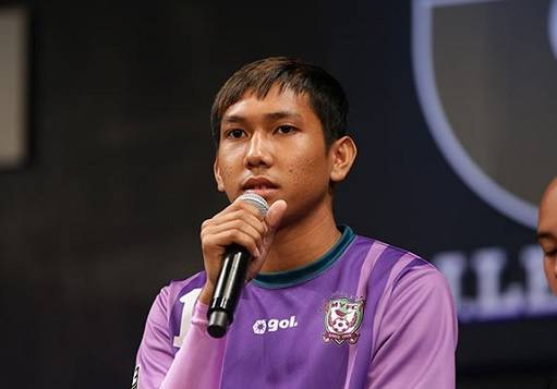 Chan Vathanaka set to leave Fujieda MYFC