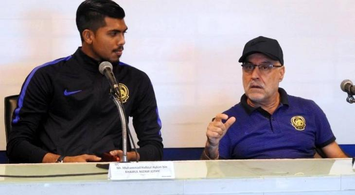 Malaysia coach Vingada hopes for a victory over North Korea
