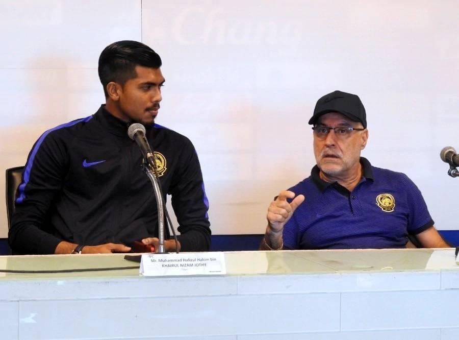 Malaysia coach Vingada hopes for a victory over North Korea