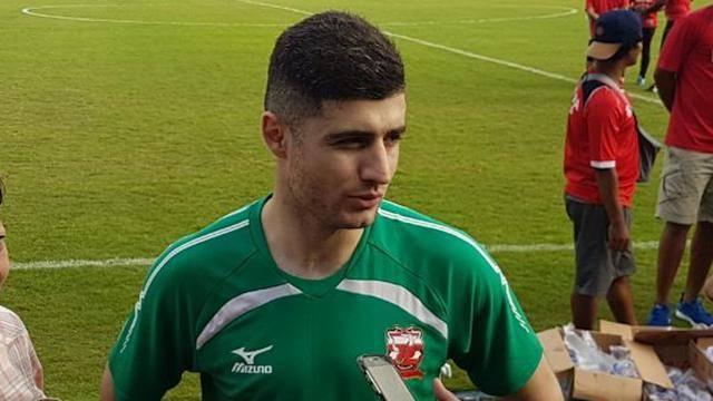 Madura United sign Tajikistan star Nuriddin Davronov