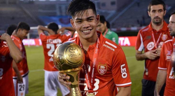 Chitchanok Xaysensourinthone moves from Suphanburi FC to Swiss second-tier club