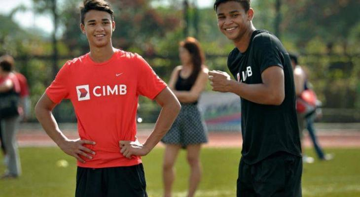 Irfan and Ikhsan Ahmad set to join Leeds United for trials