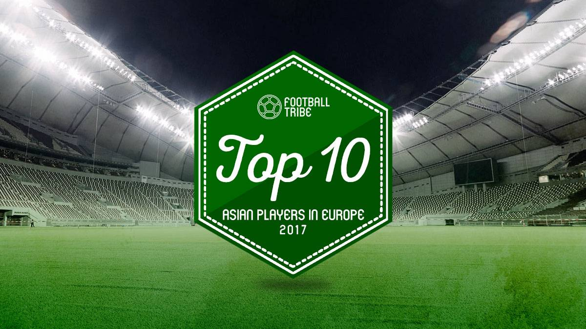 Football Tribe Awards: Top 10 Asian Players in Europe (3-1)
