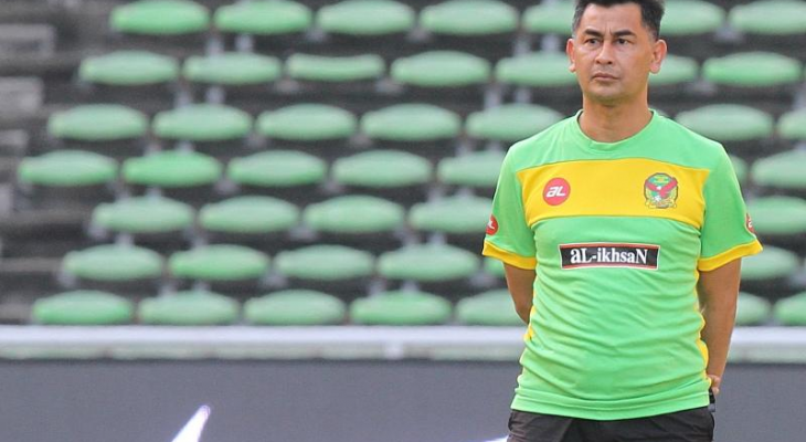 Coach Nidzam Adzha Yusoff and six Kedah footballers face match fixing accusation at Malaysia Cup final