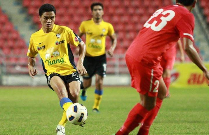 Former Thailand national striker Sarayuth Chaikamdee announces retirement