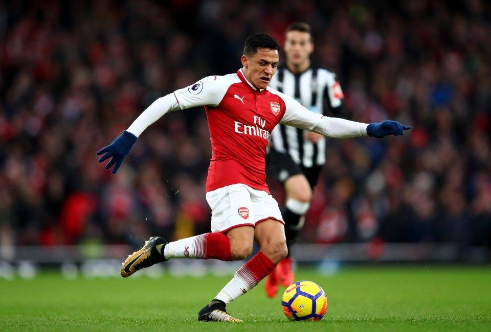 Hebei China Fortune offer mega-money contract to Alexis Sanchez