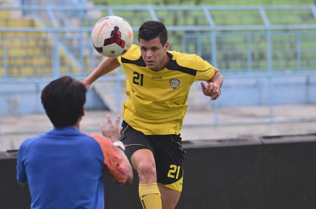 Alvaro Silva leaves Hanoi FC for Sukhothai