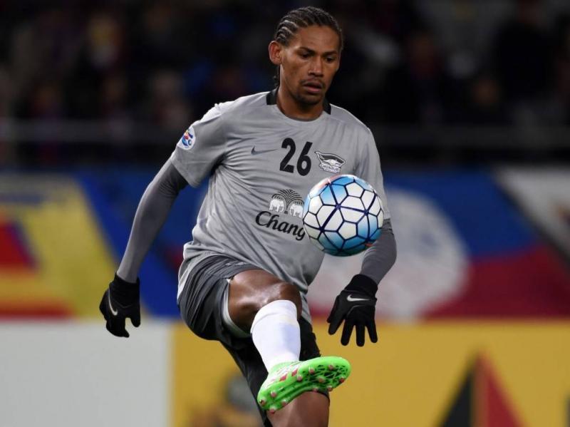 Former Chonburi defender Anderson dos Santos joinsSuphanburi FC