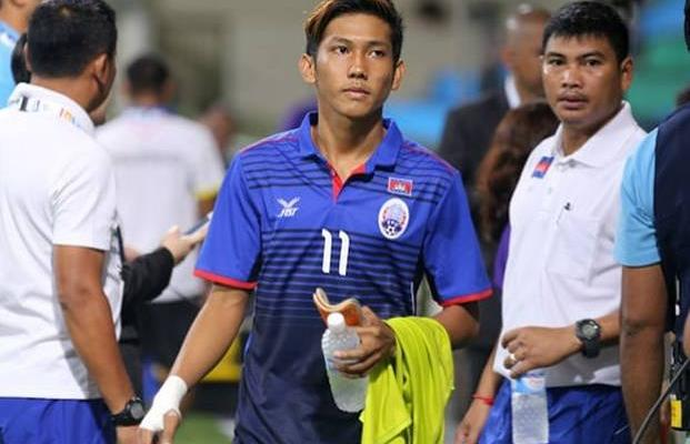 Chan Vathanaka included in Boeung Ket FC's squad for the 2017 Mekong Club Championship