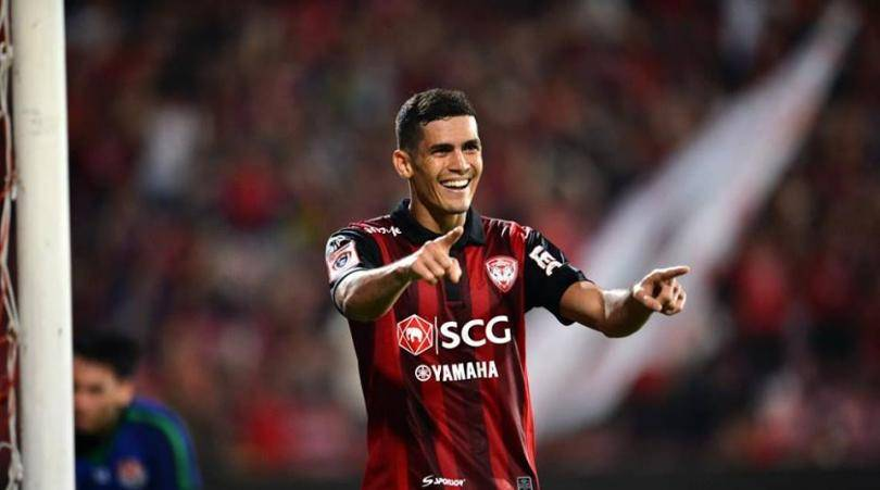 Chiangrai United to sign Cleiton Silva from Shanghai Shenxin – Reports
